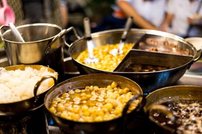 thailand, bangkok, chinatown, street food
