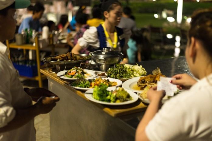 bangkok, thailand, thai food