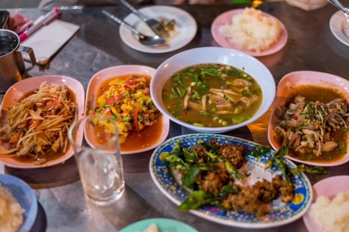 bangkok, thailand, street food
