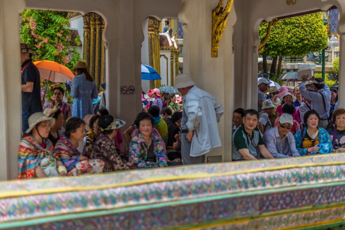 bangkok, thailand, wat phra kaew, grand palace, chinese