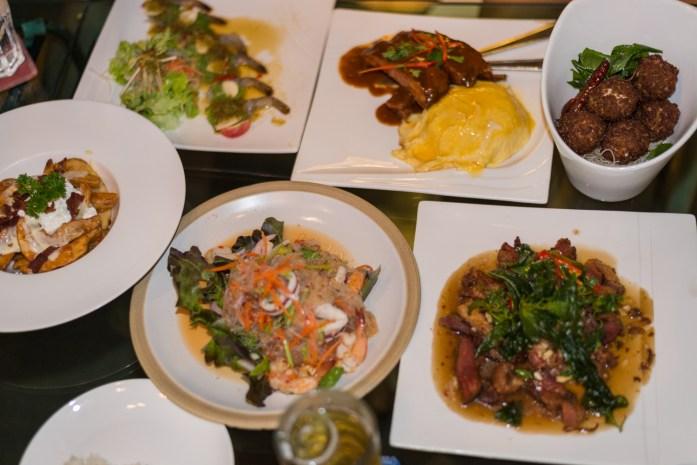 bangkok, thailand, thai food, restaurant