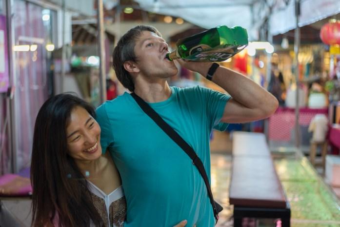 thailand, chiang mai, night market
