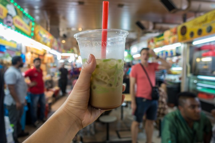 singapore, indian, food, hawker stand, street food