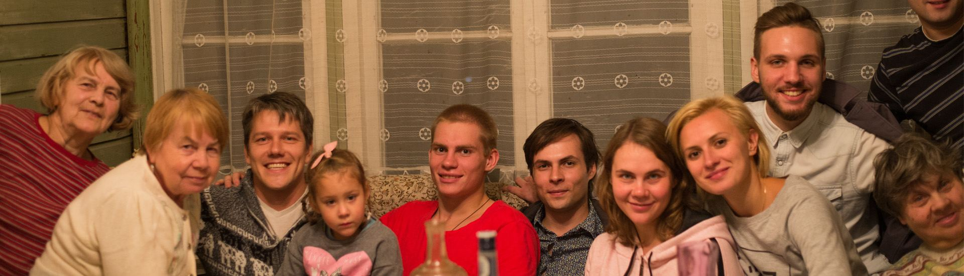 Family Events Russian Girls Are