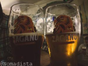 Cervezas en Bucarest