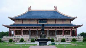 Tourist places to visit in Nalanda - Hiuen Tsang Memorial Hall