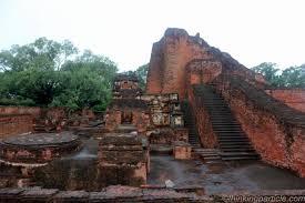 places to visit in nalanda Remains of Nalanda University