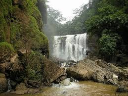Places to Visit near Bangalore Muthyalamaduvu Water Fall
