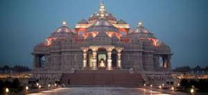 tourist places to visit near Ahmedabad - Akshardham, Gandhinagar