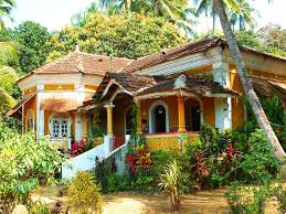 Tourist Places to visit in Goa - Typical Goan House, Margao