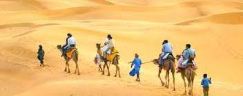 Tourist places to visit near Jaisalmer - Camel Safari