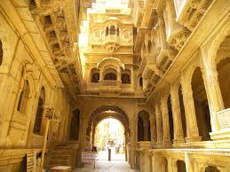tourist places to visit in Jaisalmer - Patwon ki haveli