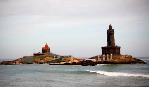 Tourist places to Visit near trivandrum Vivekanand Rock Memorial
