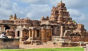 Pattadakal Monuments, Karnataka, India