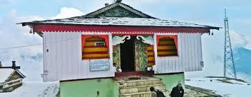 Tourist places to visit in Kullu, Bijli Mahadev Temple