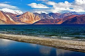 Trekking in Ladakh himalaya pangong