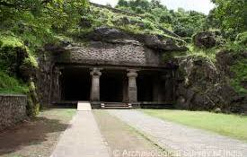 heritage, UNESCO world heritage site, sites, elephanta caves,mumbai, maharashtra, India,