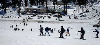 Adventure Sports at Shimla Skiing