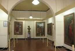 Chitra Art Gallery tourist places to visit in trivandrum