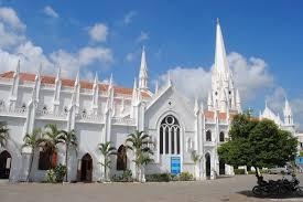 Tourist Places to visit in Chennai - san thome basilica