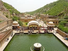 Tourist Places to visit in Jaipur - Galta