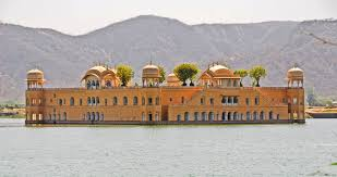 Tourist Places to visit in Jaipur - Jal Mahal