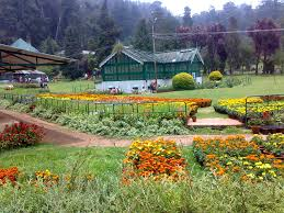 Tourist places to visit in Kodaikanal - Byrant Park