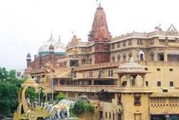 Mathura tourist places to visit in mathura sightseeing - Sri Krishna Janmabhoomi Mandir