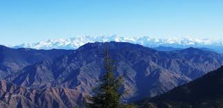 Tourist places to visit in Mussoorie - Lal Tibba - Tourist Places to Visit in India