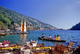 Tourist places to visit in Nainital - Naini Lake