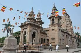 Tourist places to visit in Varanasi, Sightseeing, varanasi tourist places - Mulagandha Kuti Vihara sarnath