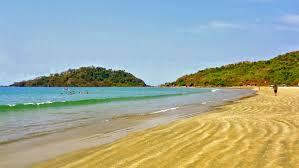 Tourist places to visit in Araku valley - Yarada Beach