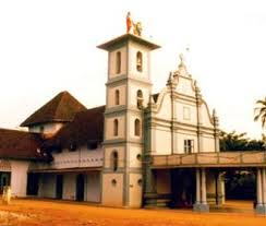Tourist places to visit in Kalady - Malayatoor Church