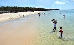Tourist places to visit in Rameswaram - Ariyaman Beach
