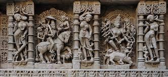 Rani ki Vav - Sculpture