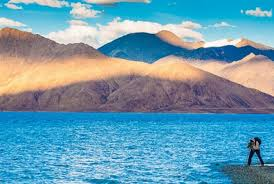 Tourist places to visit in Kargil, Things to do in Kargil - Pangong Lake