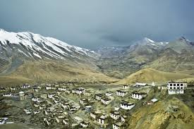 Tourist places to visit in Kaza - Kibber Village