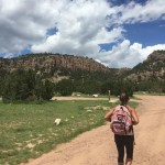 rock climbing, kids, family travel, camping, shelf road, colorado