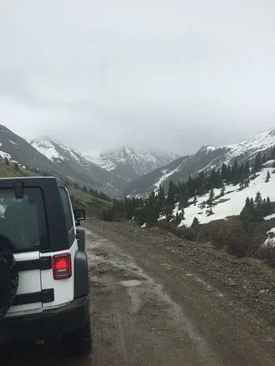 reasons to visit Ouray Colorado: jeeping
