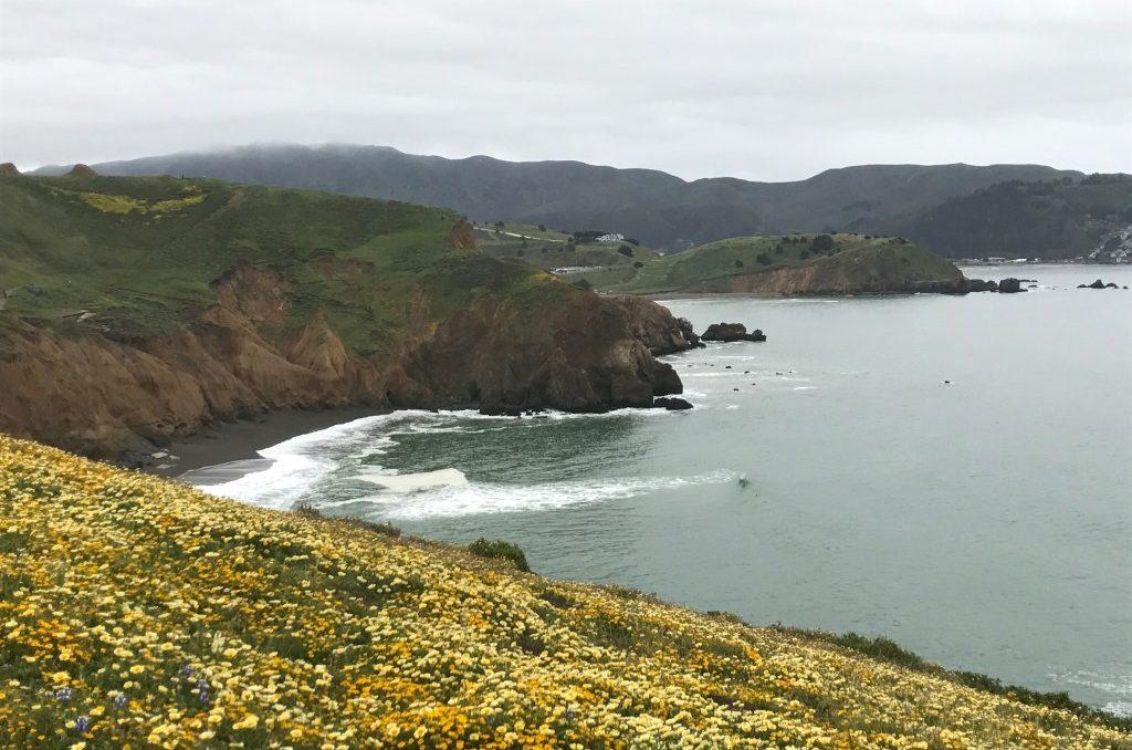 2 week California coast road trip itinerary: Pacifica
