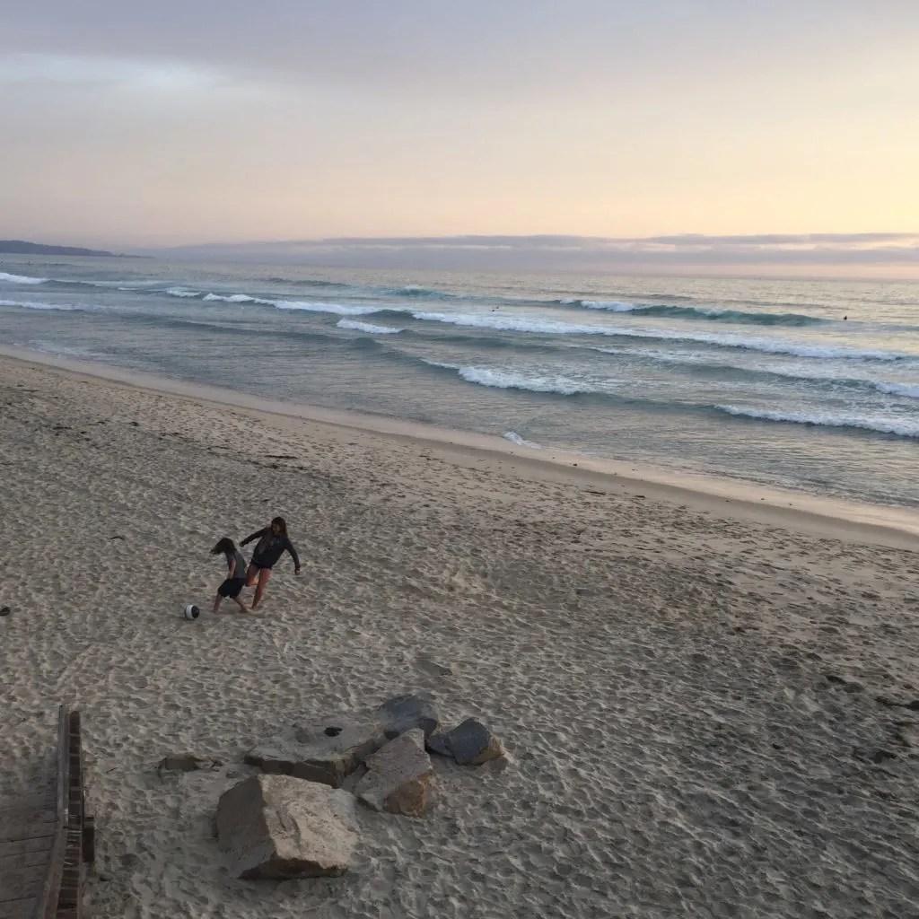 2 week California coast road trip itinerary: San Diego