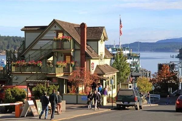 San Juan Island Washington State