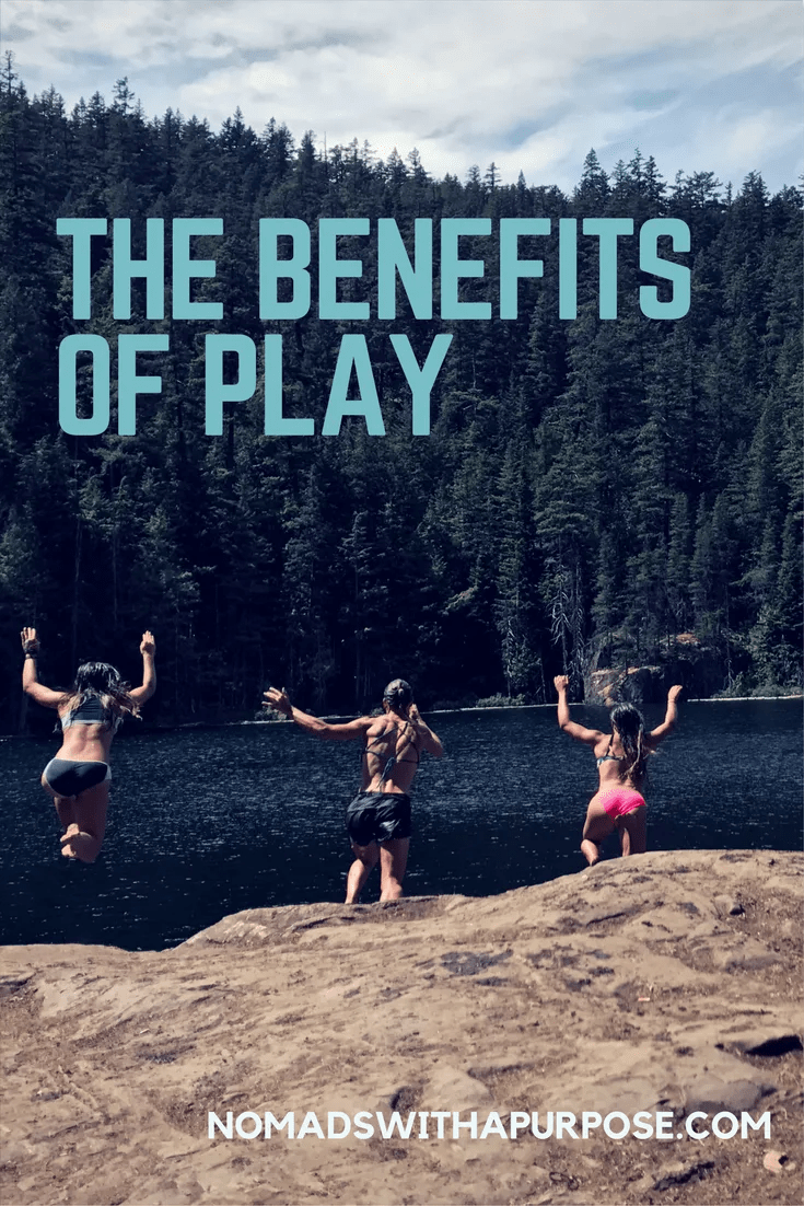Benefits of Play Pinterest Image