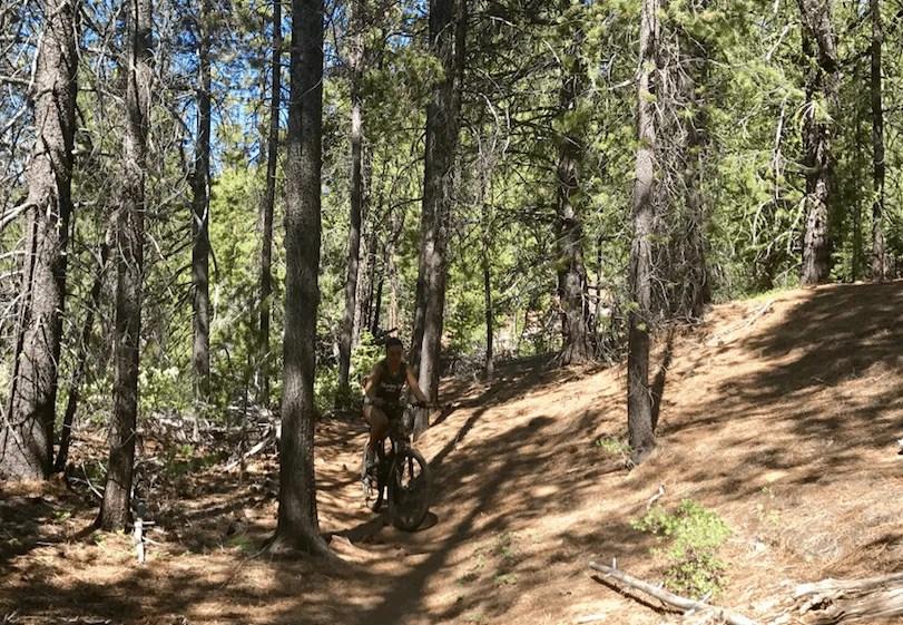 Uphill FOREVER, Peter Skene Ogden Trail OR