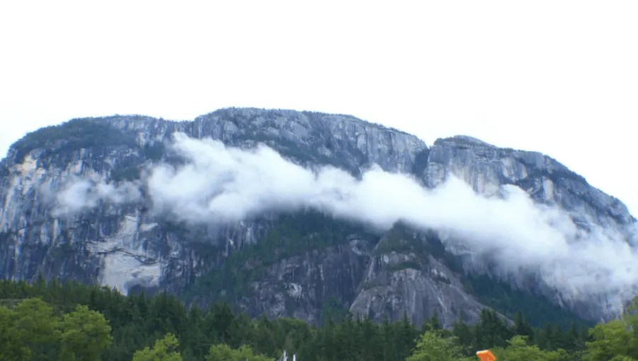 The Chief, Squamish, Canada, Sea to Sky Highway