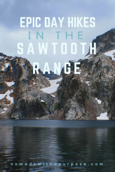Best Day Hikes in Sawtooth Range