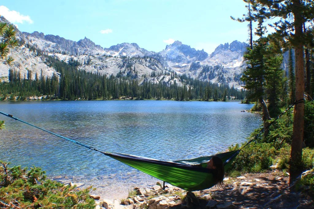 Alice Lake: Epic Day Hikes in the Sawtooth Range, Idaho on our west coast road trip
