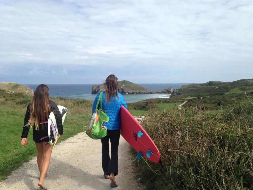 Playa San Martin, Best Adventure in Northern Spain