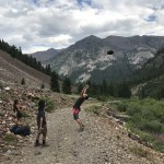 Family Rock Climbing in Sun Valley: Trail Creek Road