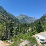 Cascade Loop Road Trip: Icicle Creek Road, Leavenworth